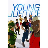 Young Justice 11x17 Movie Poster