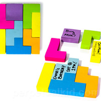 GAME BLOCK STICKY NOTES