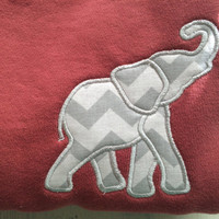 University of Alabama elephant comfort colors sweatshirt