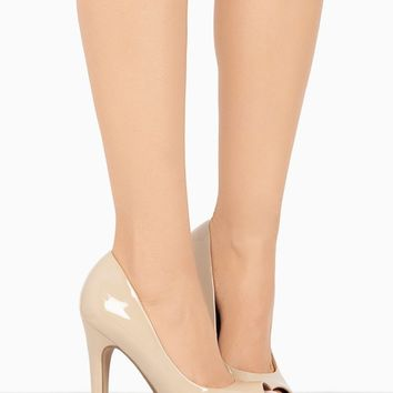 Too Proud - Nude Patent