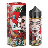 Juice Man USA E-Juice - Mad Man
