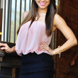 If I Can't Have You Dress: Pink/Black | Hope's