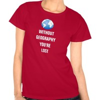 Women's Without Geography You're Lost