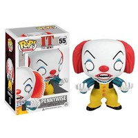 Stephen King's It Pennywise Clown Pop! Vinyl Figure