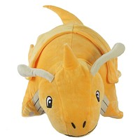 "17"" Dragonite Pokemon Pillow Plush"