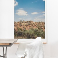 Catherine McDonald Arizona Painted Desert Art Print And Hanger | DENY Designs Home Accessories