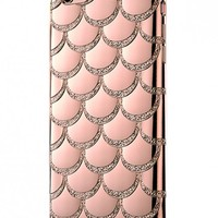 Mermaid Bling Fish Scale iPhone 6 Case in Pink