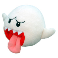 "Super Mario Bros. Boo 5"" Plush"