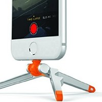 Kenu Stance - Compact Tripod for iPhone 6s Plus, 6s, 6 Plus, 6, 5s, 5c, 5, and iPod iTouch Gen 5
