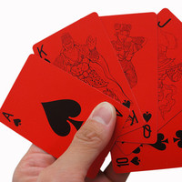 Red Deck of Cards