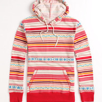 On The Byas Aztec Hoodie at PacSun.com