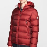 Men's Moncler 'Chauvon' Quilted Down Jacket,