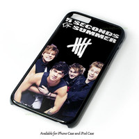 Ash Hood Clifford Luke 5Sos Design for iPhone and iPod Touch Case