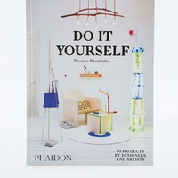 Do It Yourself: 50 Projects by Designers and Artists Book - Urban Outfitters