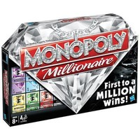 MONOPOLY Millionaire | Board Games for ages 8 YEARS & UP | Hasbro