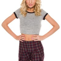 Tamm Plaid Shorts