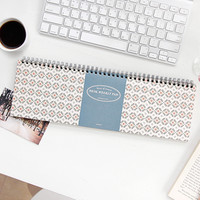 Pieces of Moment Weekly Scheduler