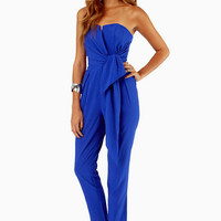 Knotty or Nice Jumpsuit $47