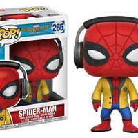 Funko Pop Movies HC-Spider-Man w/Headphones Collectible Vinyl Figure