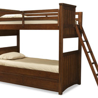 Jefferson Twin over Twin Bunk Bed