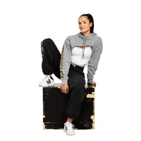 Highbridge Cropped Sweat Shirt Sweater