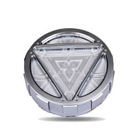 Marvel Iron Man Arc Reactor Power Bank (Portable Battery Charger)