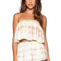 Blue Life Wildest Dream Top in Muse