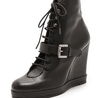 Surface to Air Buckle Ankle Booties