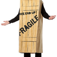 A Christmas Story - Fragile Wooden Crate Adult Costume