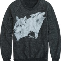 IMPERIAL MOTION WOLVES FLEECE | Swell.com