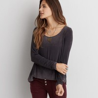 AEO SOFT & SEXY HI-LO TOP