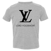 Louis Vuitton By Lord Voldemort Toddler T-shirt