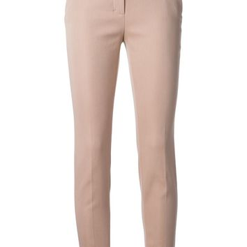 Schumacher tapered leg trousers