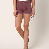 KanCan High Rise Stretch Short