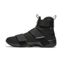 The Nike Zoom LeBron Soldier 10 Men's Basketball Shoe.