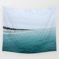 The Endless Sea 2 Wall Tapestry by Olivia Joy StClaire