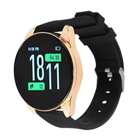 Bakeey M12 HD Big Screen Replacement Strap Blood Pressure O2 Monitor OTA Update Smart Watch