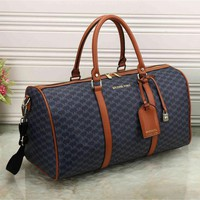 MK Women Leather Luggage Travel Bags Tote Handbag I-MYJSY-BB I-MYJSY-BB Tagre™