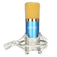 BM800 Condenser Microphone sound card YY mobile phone host computer network karaoke sing recording microphone