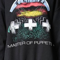 BRAVADO Metallica Master Of Puppets Graphic Sweatshirt at PacSun.com