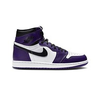 Air Jordan 1 Retro High OG (GS) Court Purple