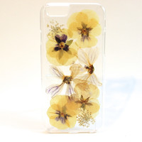 Courtney iPhone 6 Dried Flower Phone Case