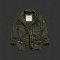Womens Outerwear | Abercrombie.com