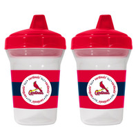 2-Pack Sippy Cups - St. Louis Cardinals
