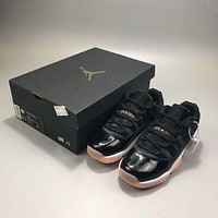 Air Jordan 11 Low ¡°Bleached Coral¡± AJ11-1