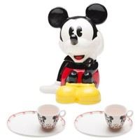 Zak! Designs® Disney® Mickey Mouse 5-Piece Cookie Jar and Serving Set