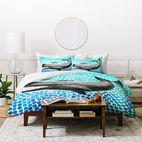 Garima Dhawan New Friends 3 Duvet Cover