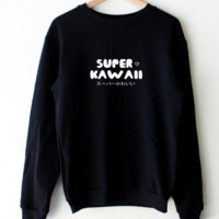 Super Kawaii Sweatshirt