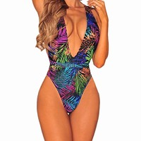 Vacay Mode Convertible Wrap One Piece Swimsuit