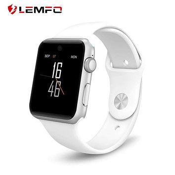 LEMFO Bluetooth Smart Watch LF07 SmartWatch for Apple IPhone IOS Android